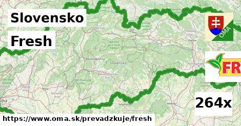 ilustračný obrázok k Fresh, Slovensko