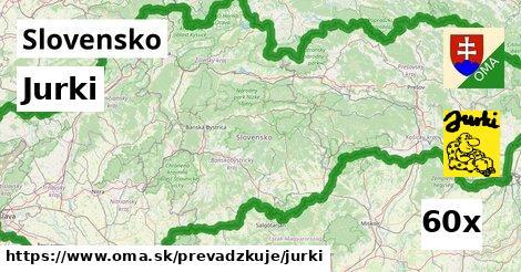 ilustračný obrázok k Jurki, Slovensko