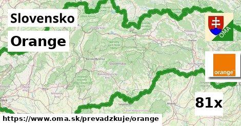 ilustračný obrázok k Orange, Slovensko