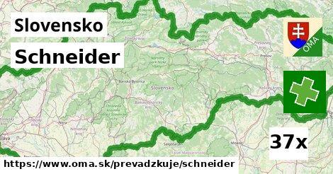 ilustračný obrázok k Schneider, Slovensko