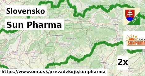 ilustračný obrázok k Sun Pharma, Slovensko