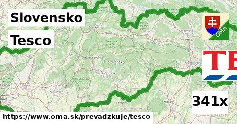 ilustračný obrázok k Tesco, Slovensko