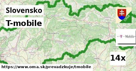 ilustračný obrázok k T-mobile, Slovensko