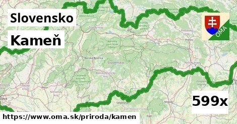 ilustračný obrázok k Kameň, Slovensko