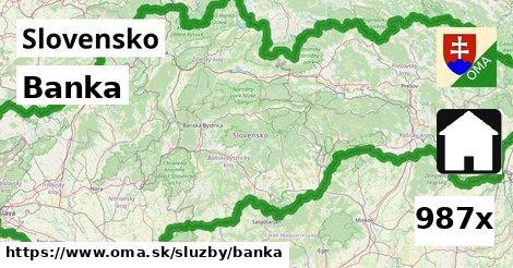 ilustračný obrázok k Banka, Slovensko