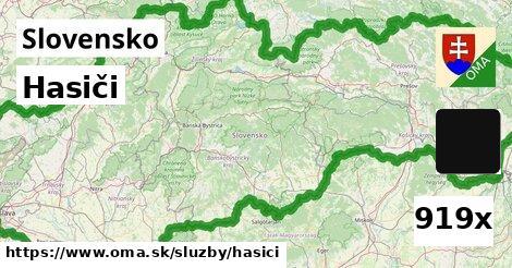 ilustračný obrázok k Hasiči, Slovensko