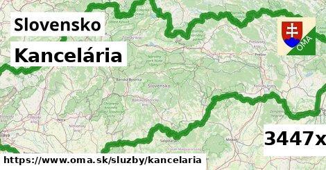 ilustračný obrázok k Kancelária, Slovensko