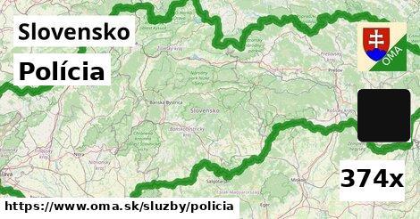 ilustračný obrázok k Polícia, Slovensko