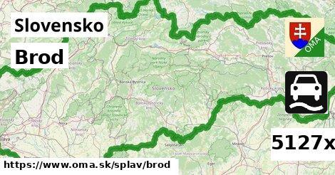 ilustračný obrázok k Brod, Slovensko