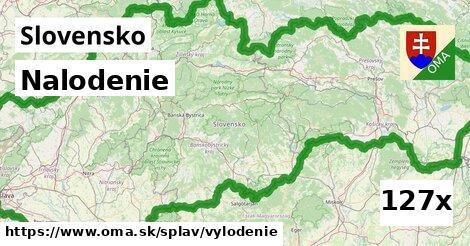 ilustračný obrázok k Nalodenie, Slovensko