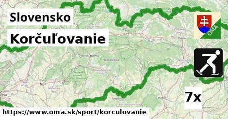 ilustračný obrázok k Korčuľovanie, Slovensko