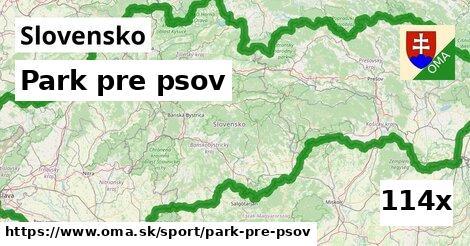 ilustračný obrázok k Park pre psov, Slovensko