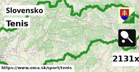 ilustračný obrázok k Tenis, Slovensko