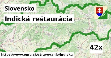 ilustračný obrázok k Indická reštaurácia, Slovensko