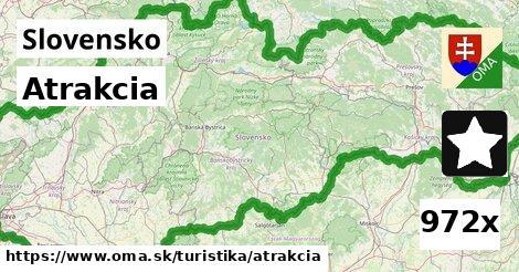ilustračný obrázok k Atrakcia, Slovensko