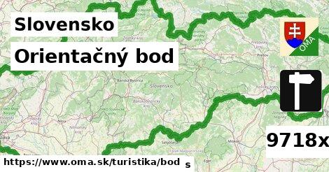 ilustračný obrázok k Orientačný bod, Slovensko