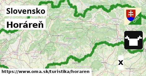 ilustračný obrázok k Horáreň, Slovensko