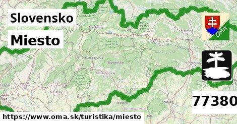 ilustračný obrázok k Miesto, Slovensko