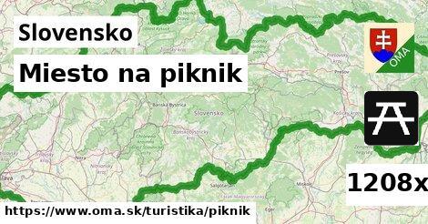 ilustračný obrázok k Miesto na piknik, Slovensko