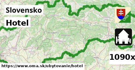ilustračný obrázok k Hotel, Slovensko