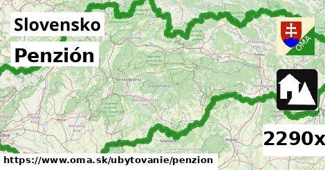 ilustračný obrázok k Penzión, Slovensko