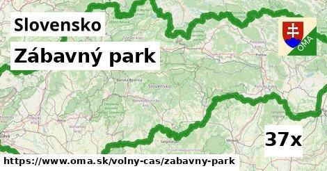 ilustračný obrázok k Zábavný park, Slovensko