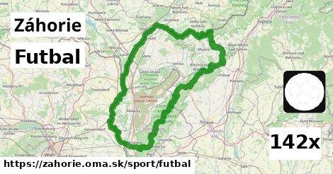 ilustračný obrázok k Futbal, Záhorie