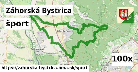 šport v Záhorská Bystrica