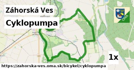 ilustračný obrázok k Cyklopumpa, Záhorská Ves