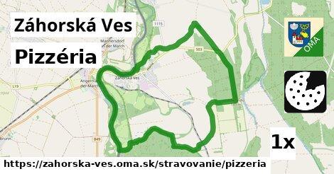 ilustračný obrázok k Pizzéria, Záhorská Ves