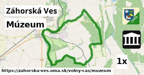 múzeum v Záhorská Ves