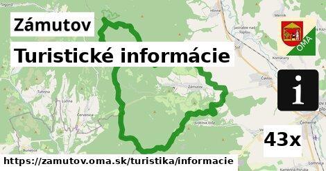 turistické informácie v Zámutov