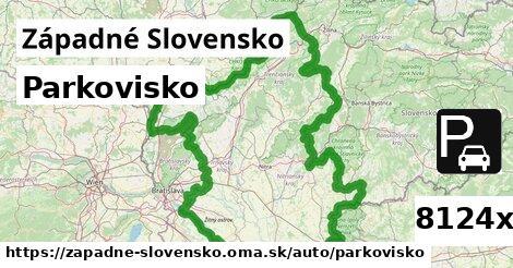 ilustračný obrázok k Parkovisko, Západné Slovensko
