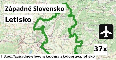 letisko v Západné Slovensko