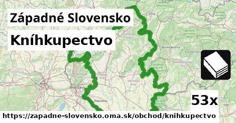 kníhkupectvo v Západné Slovensko
