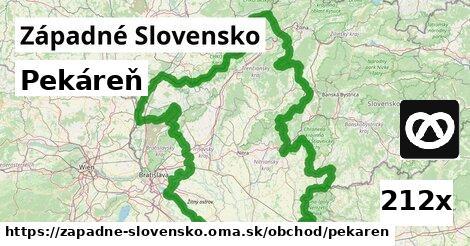 pekáreň v Západné Slovensko