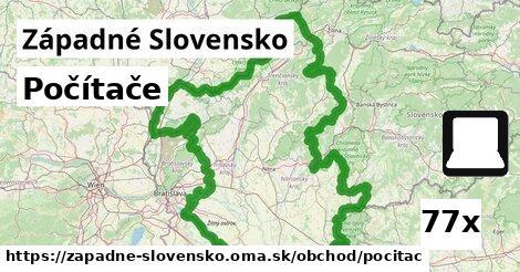 počítače v Západné Slovensko