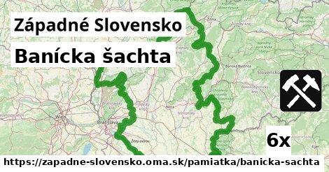 ilustračný obrázok k Banícka šachta, Západné Slovensko
