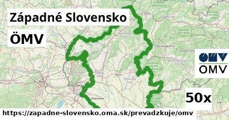 ÖMV v Západné Slovensko