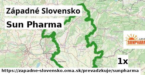 Sun Pharma v Západné Slovensko