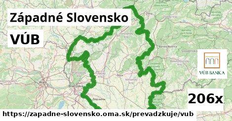 VÚB v Západné Slovensko
