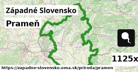 ilustračný obrázok k Prameň, Západné Slovensko