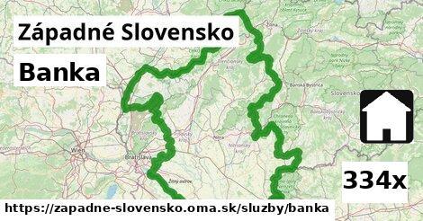 banka v Západné Slovensko