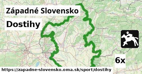 dostihy v Západné Slovensko