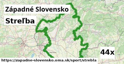 streľba v Západné Slovensko