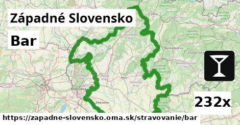 ilustračný obrázok k Bar, Západné Slovensko