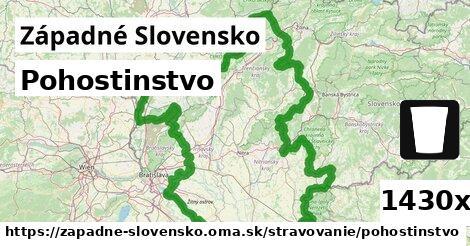 pohostinstvo v Západné Slovensko