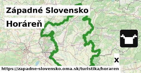ilustračný obrázok k Horáreň, Západné Slovensko