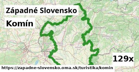 komín v Západné Slovensko