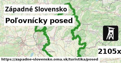 ilustračný obrázok k Poľovnícky posed, Západné Slovensko